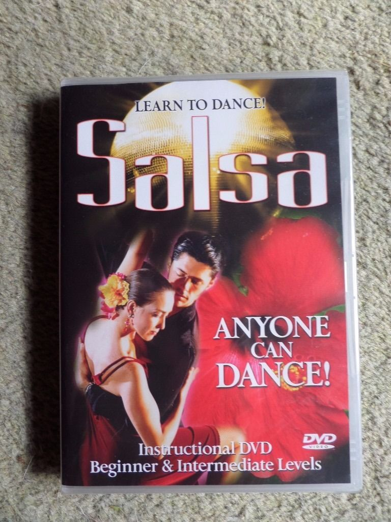brand new Learn to dance Salsa DVD