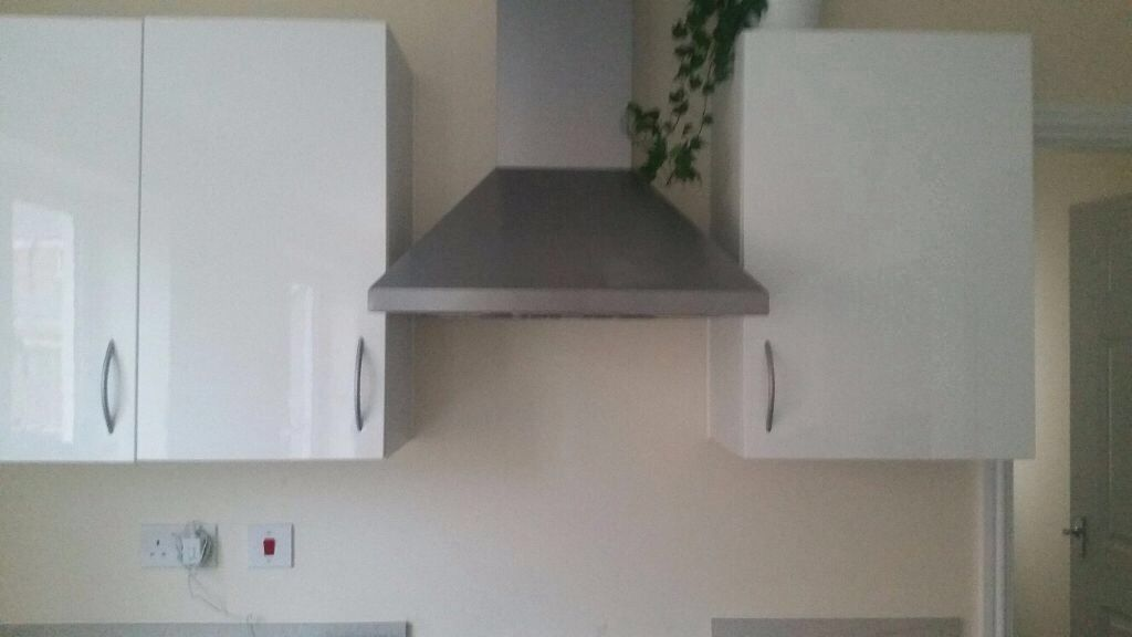 Electrolux Stainless Steel Cooker Hood