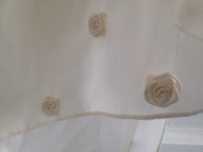 Ronald Joyce Ivory Wedding Stole