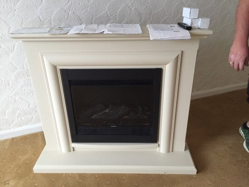 Avensis Be Modern Electric Fire