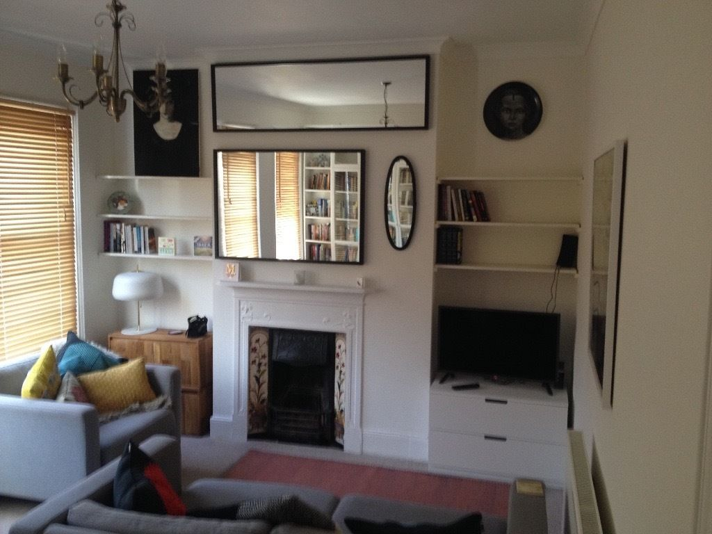 Lovely furnished double room available now