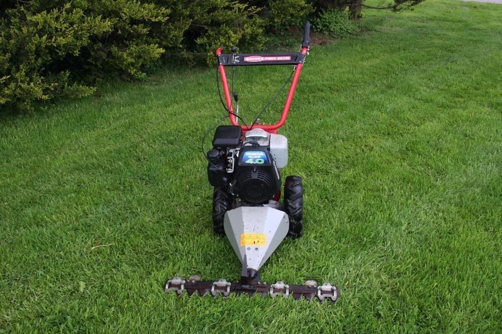Shanks Pony - Honda Sickle Bar Mower