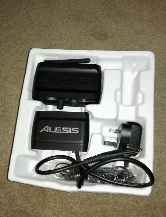 Alesis wireless guitar system