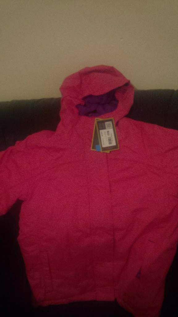 girls jacket age 11-12 for sale new with tags