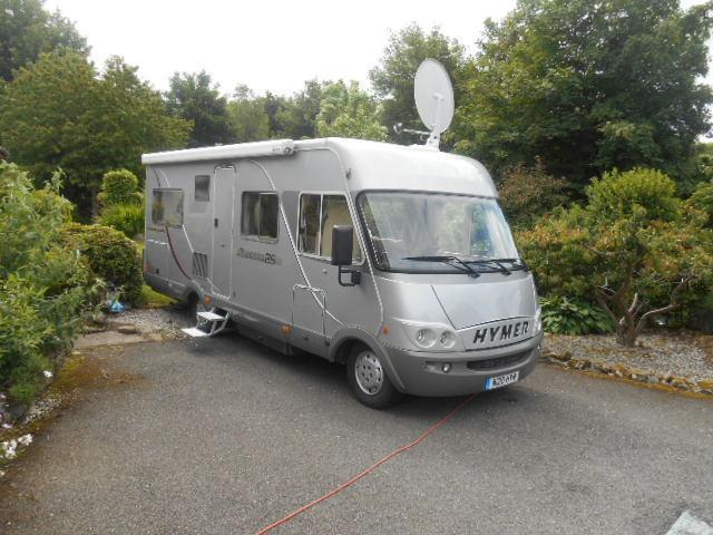 Hymer B654 Legend25