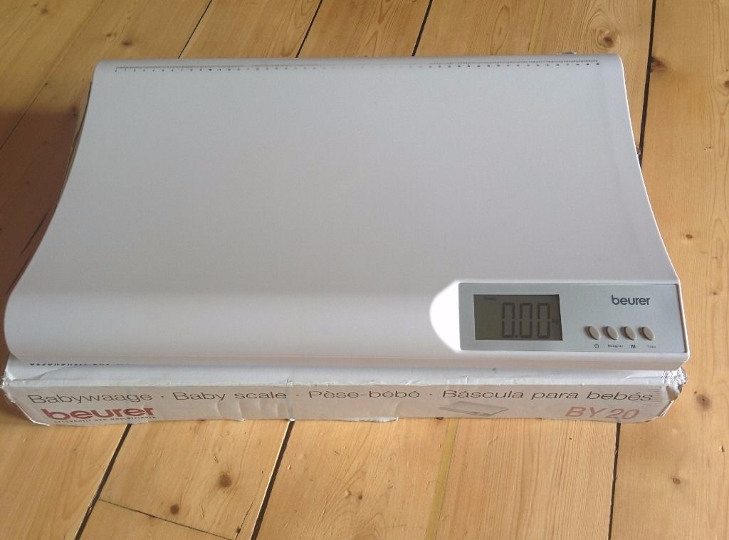 Baby weighing scales (for up to 20kg)
