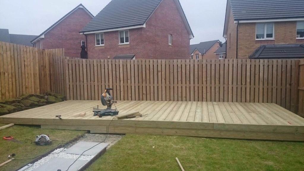 Fencing and Decking by T J Services