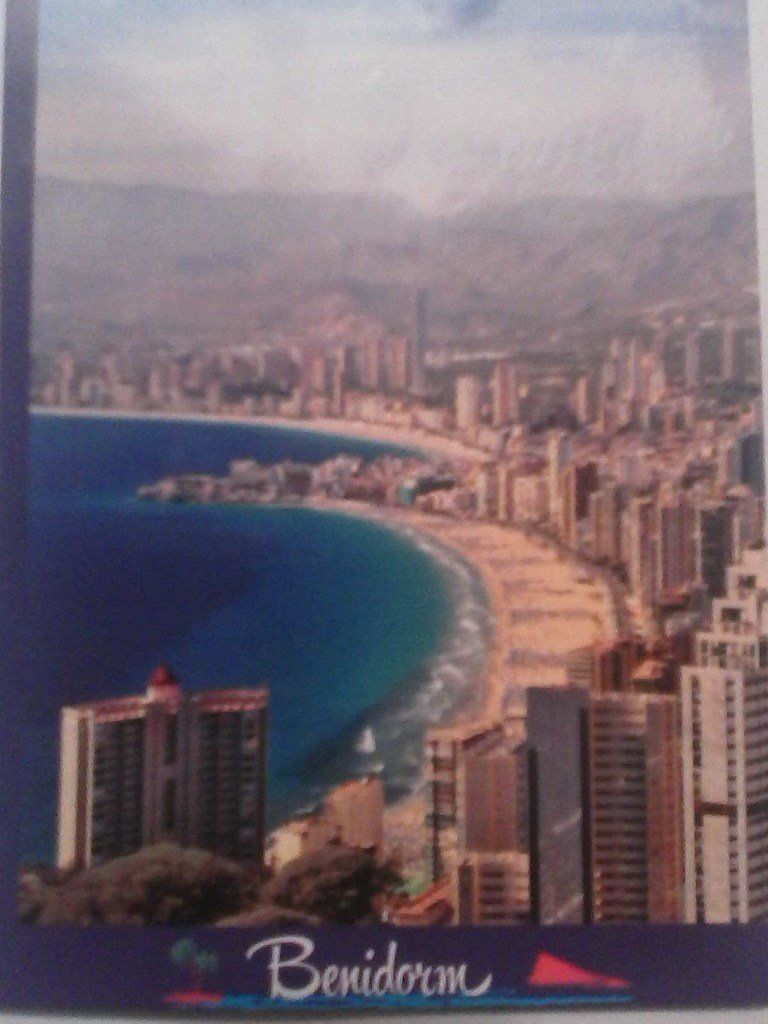 I NEED A TRAVEL PARTNER FOR BENIDORM NOVEMBER 2016