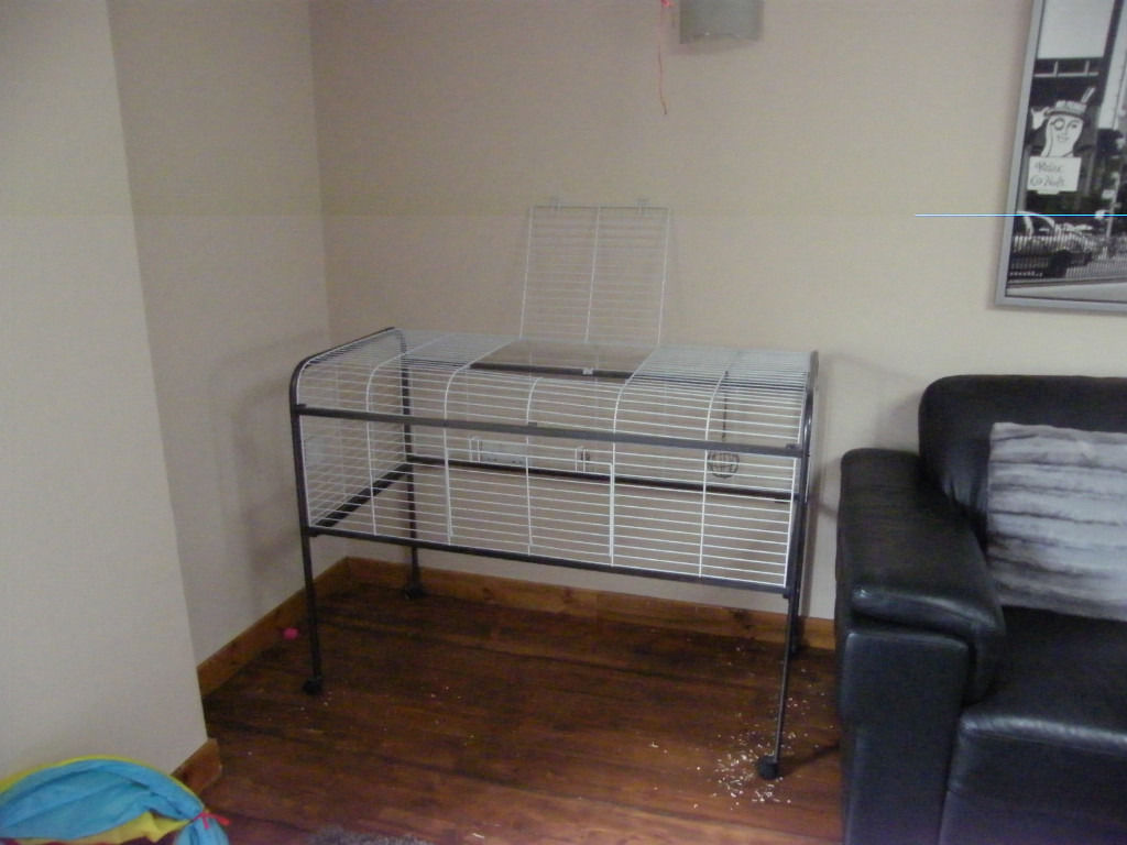 Guinea pig/Rabbit Indoor Cage