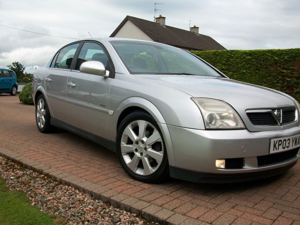 2003 vauxhall vectra 2.2 diesel full leather