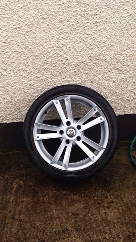 17inch BMW alloys