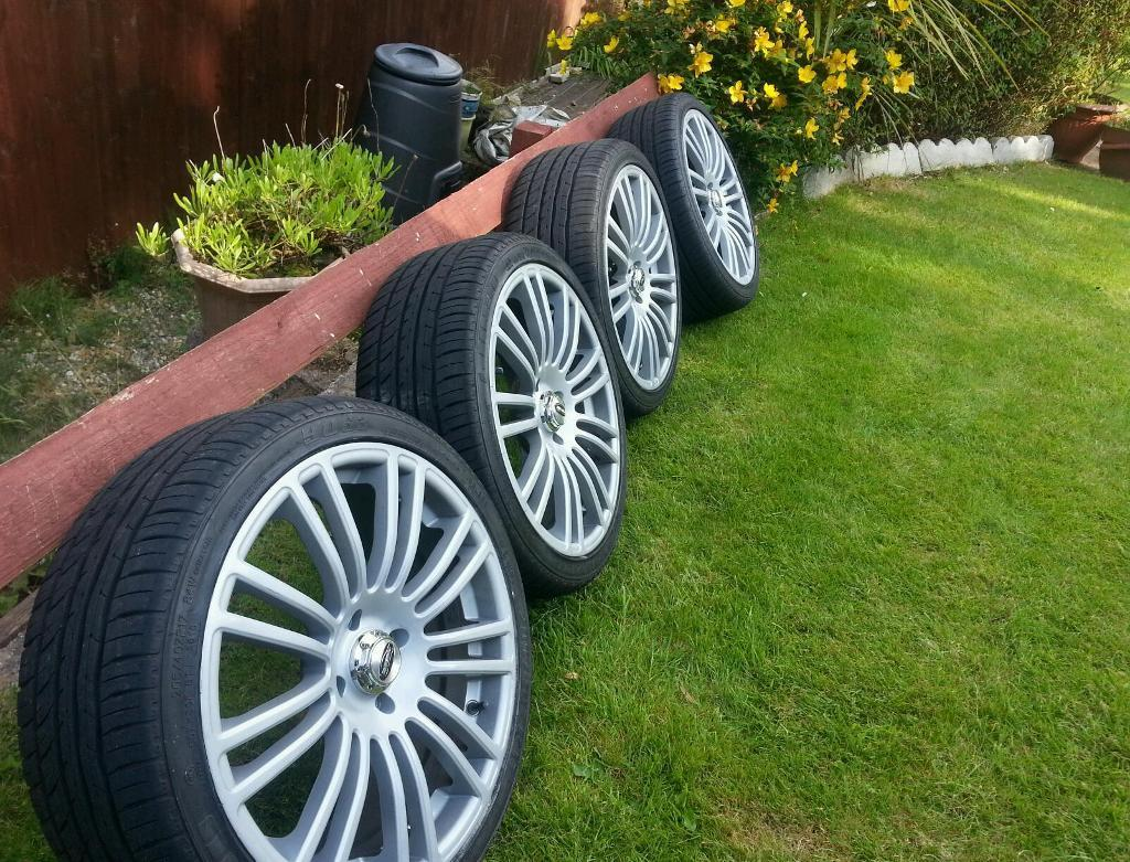 "17"" alloys team dynamics"