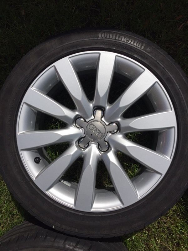 VW/Audi/ Skoda 16 '' Alloys