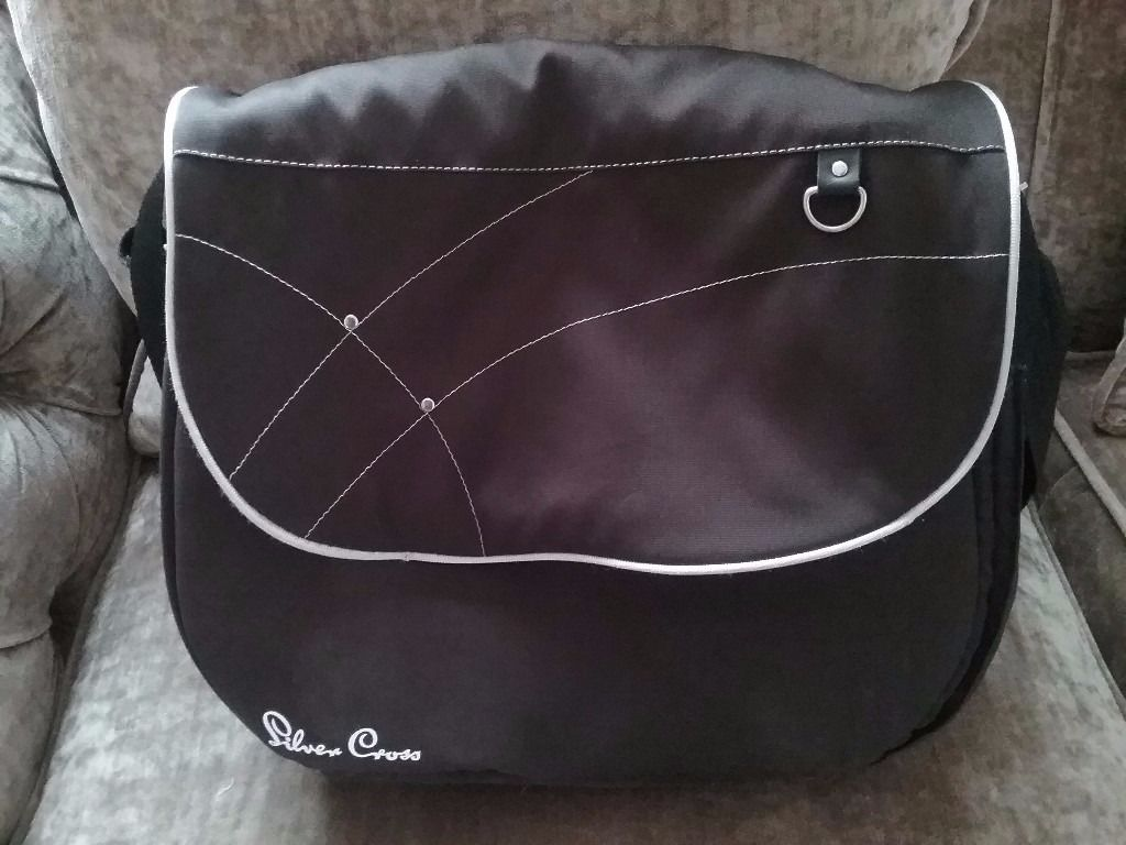 Silver Cross changing bag