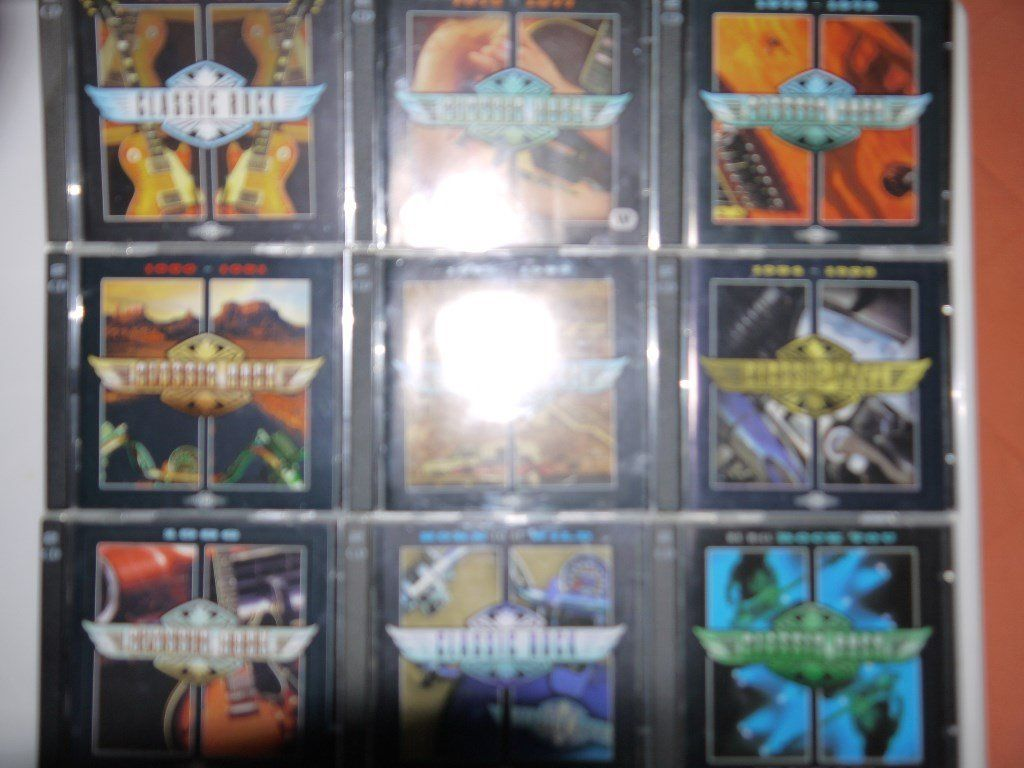 COLLECTION CLASSIC ROCK