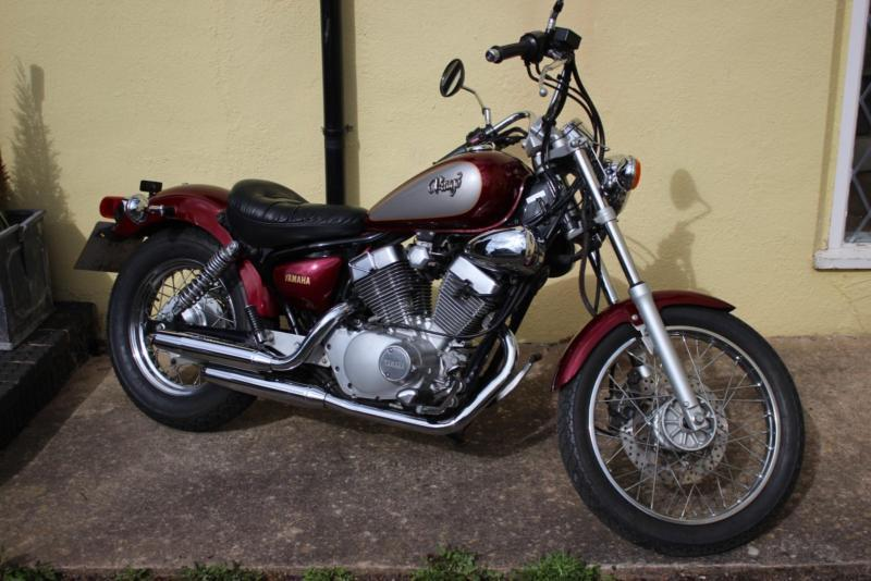Yamaha XV250S Virago - ***Incredible and Stunning Condition*** - ONLY 8000 Mls