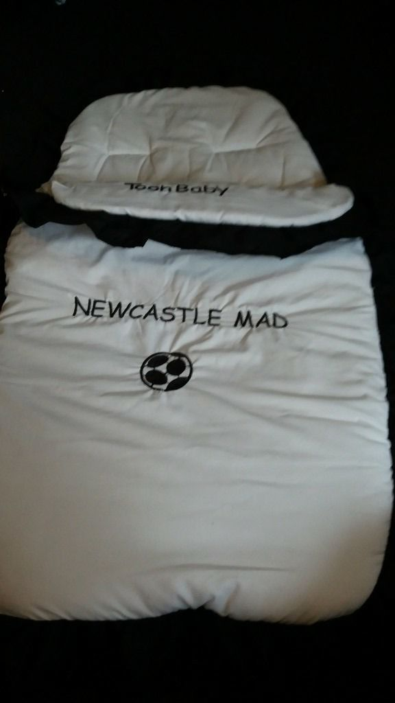 Newcastle United footmuff