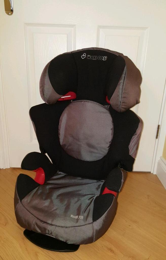 Maxi Cosi Rodi 15kg up approx 2/3 -12 yrs