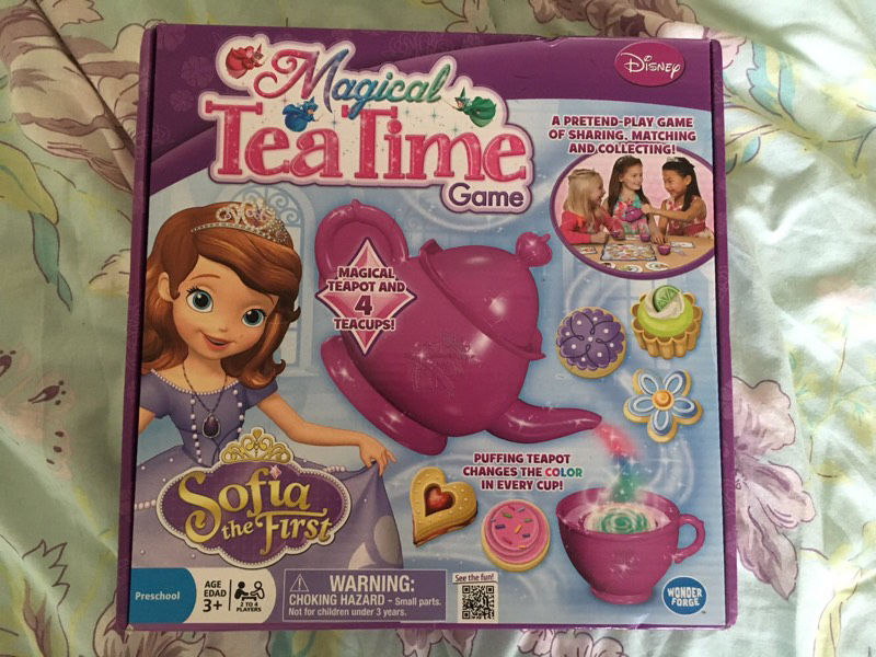 New Sofia The First Game