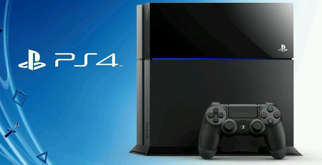 Ps4 3 months old 500gb with division and fall out 4