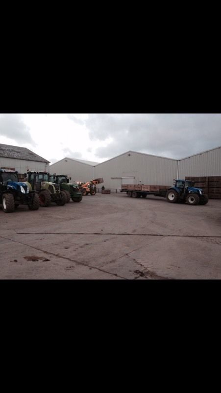 Tractor Drivers