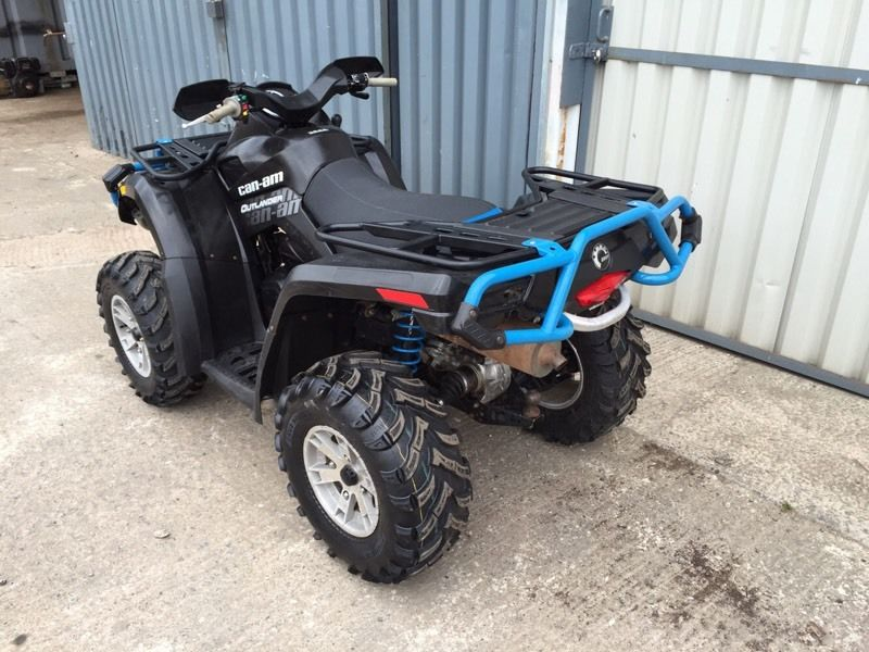 Can am Outlander 500 XT