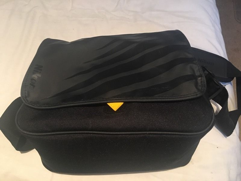 Brand new Never used NIKON DSLR CASE