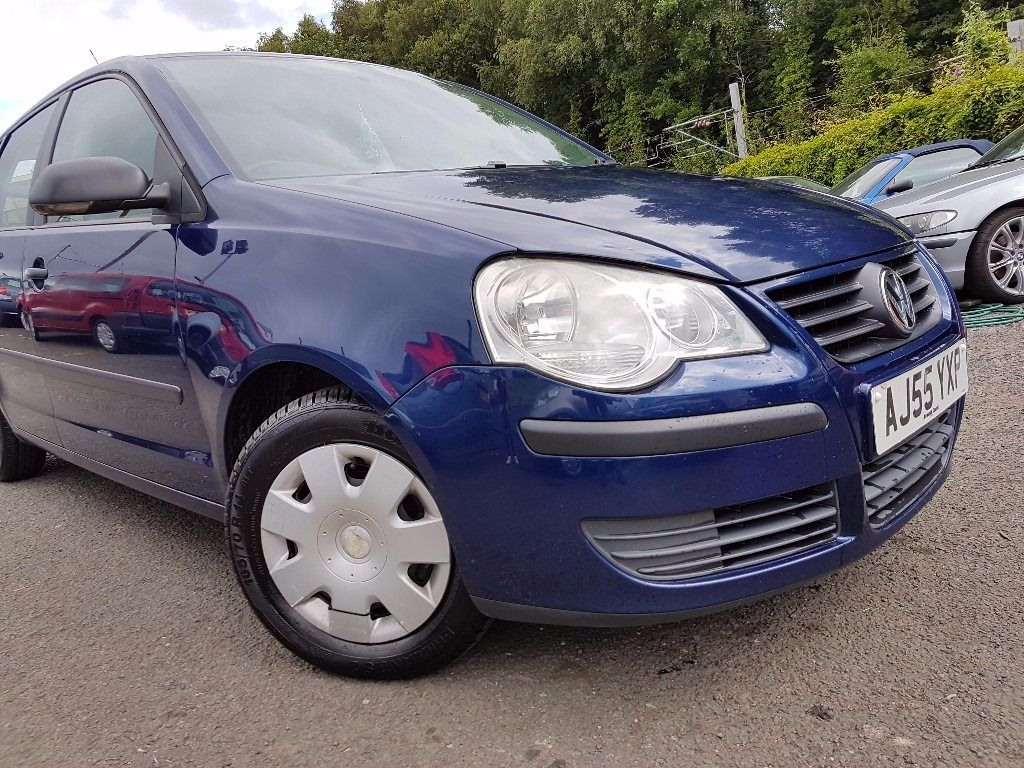 Volkswagen Polo 1.2 E+ MOT JUNE 17++RECENTLY SERVICED+IDEAL FIRST CAR+3 MONTH WARRANTY INCLUDED