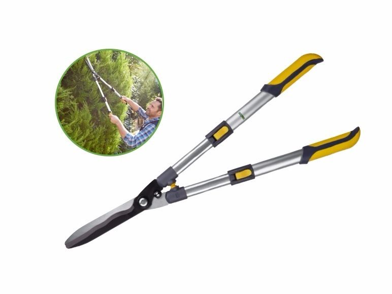Telestopic Hedge Shears Florabest