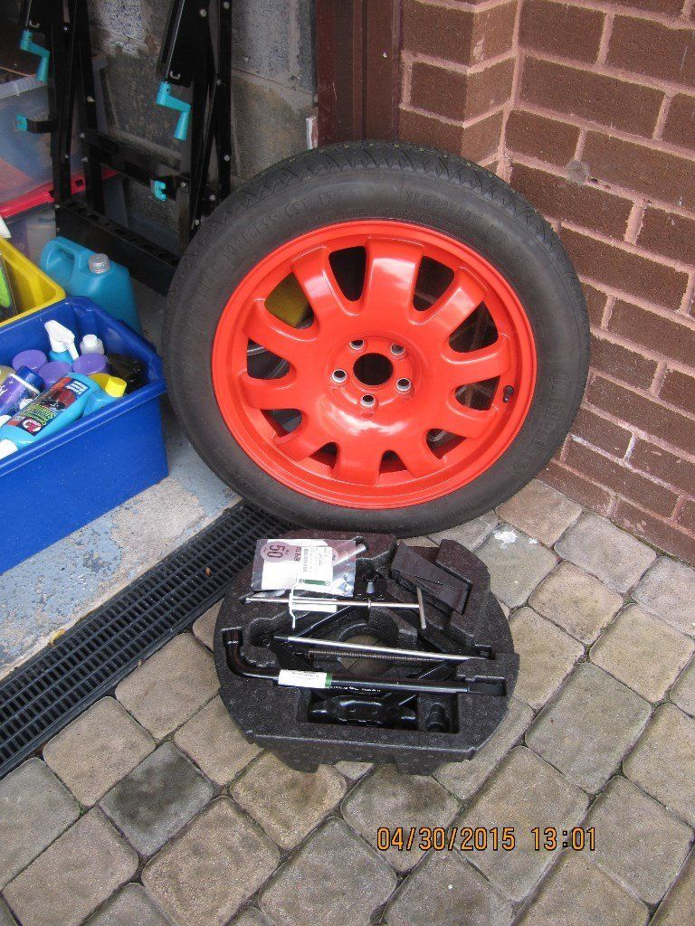 Spare Wheel for Jaguar XF