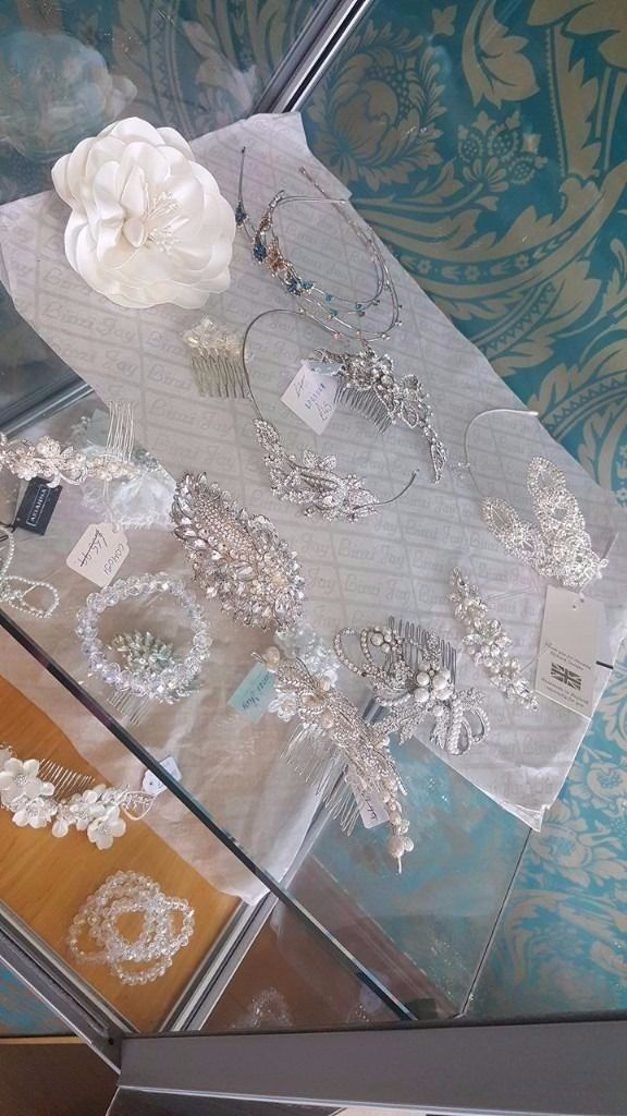 Bridal headpieces/clips/combs/fascinators