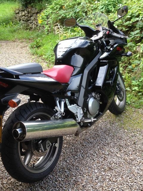 Suzuki SV650S Very good condition. Two lady owners from new. Very low milage, cracking bike