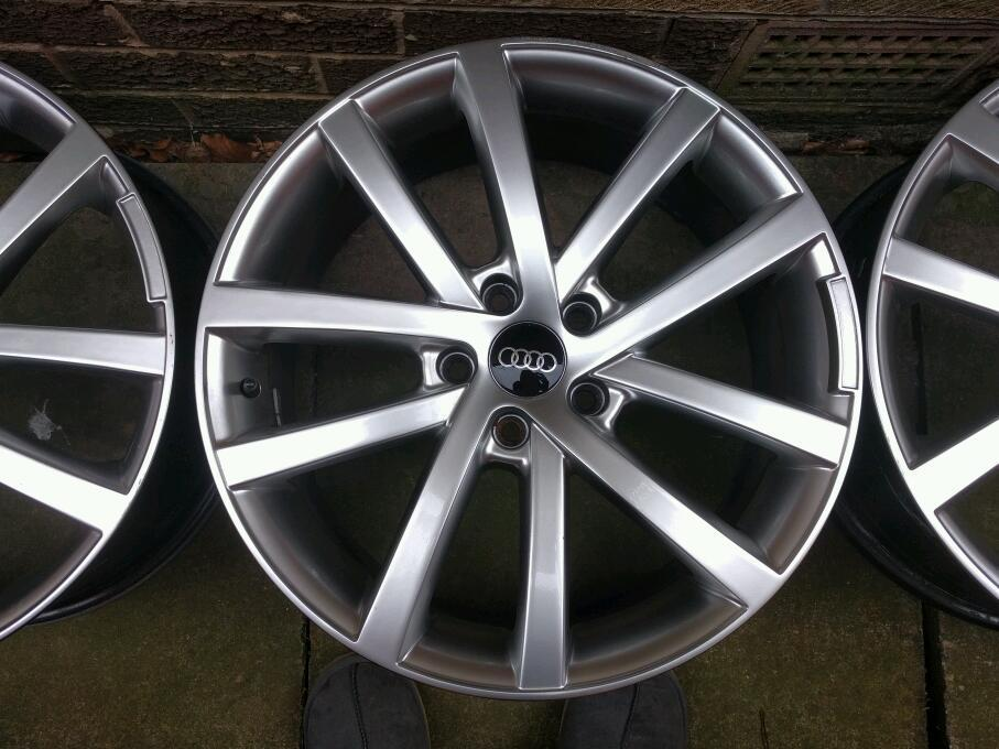 "18"" Alloy Wheels - VW / Audi"