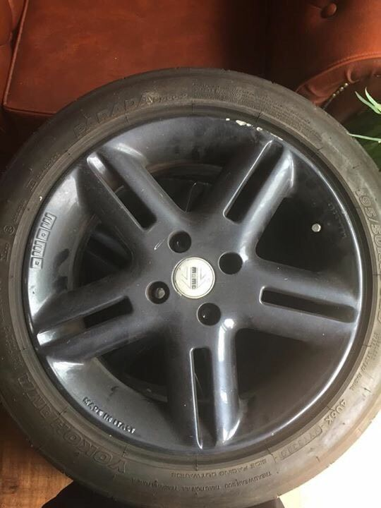 Momo 15inch alloys