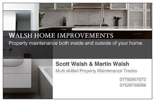 Experienced Multi-trades Man - Kitchens/bathrooms & all other property maintenance requirements
