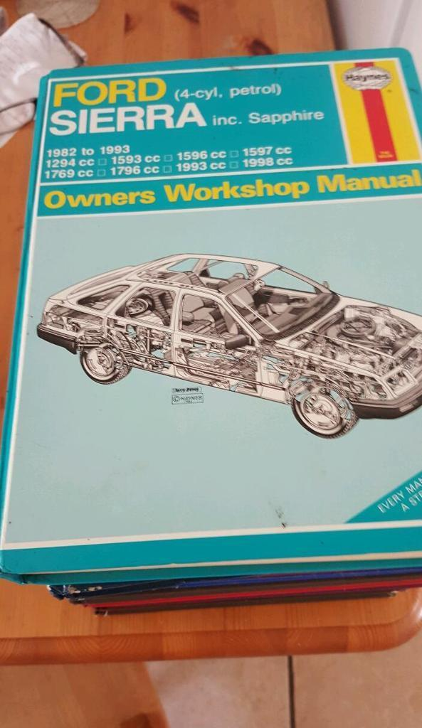 Haynes ford sierra workshop manual