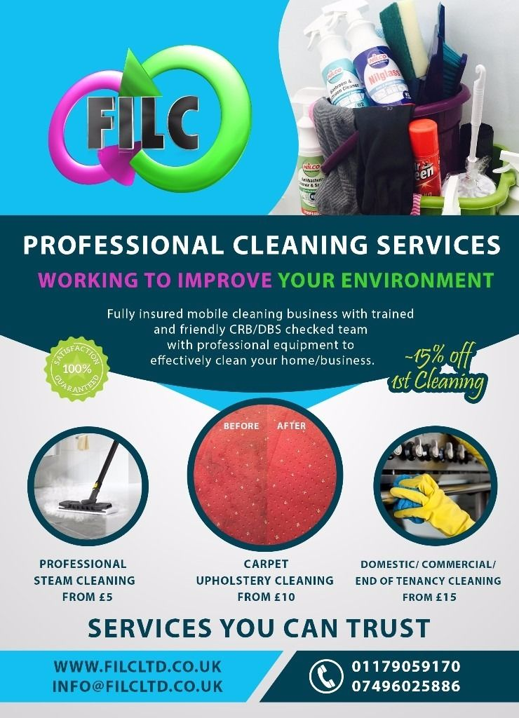 HOME/END OF TENANCY/COMMERCIAL CLEANING,OVEN,CARPET & UPHOLSTERY CLEANING/ PROFESSIONAL CLEANING