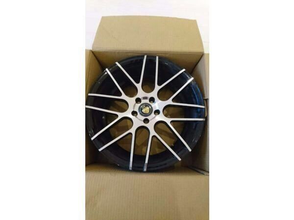 AUDI & MERCEDES 19 inch CSL Alloy Wheels Alloys - Excellent Condition - A3 A4 A5 GOLF RS4 S3