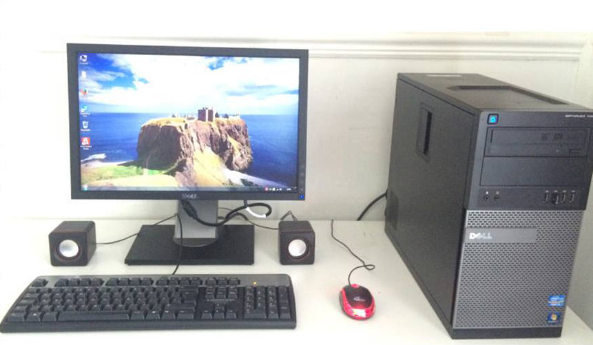 "Full Custom GAMING PC - Intel Core i5 3.3GHz - 12Gb Memory - Nvidia Geforce 1Gb - 22"" Monitor - WiFi"