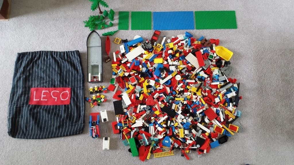 Mixed bag of Lego -approx 3.5Kg