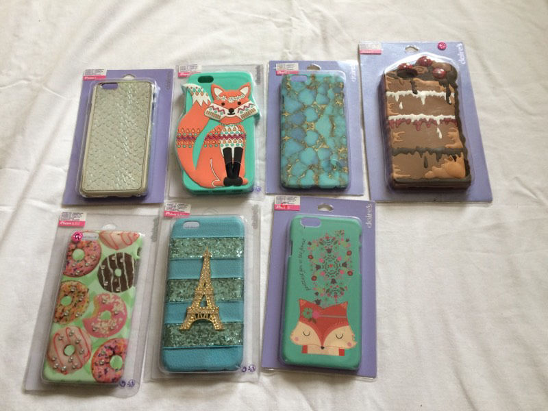 iPhone 6/6s cases - Claire's