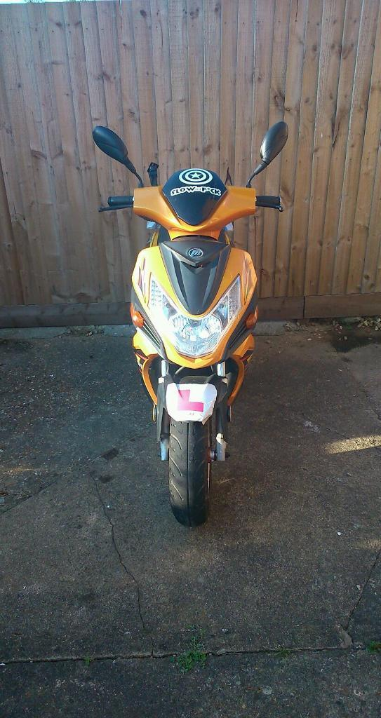 Need gone 50cc lifan aero 2