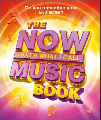 The Now That's What I Call Music Book Hardback Brand New