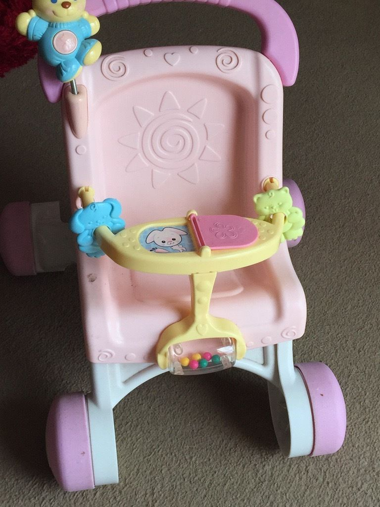 Fisher Price Push Chair