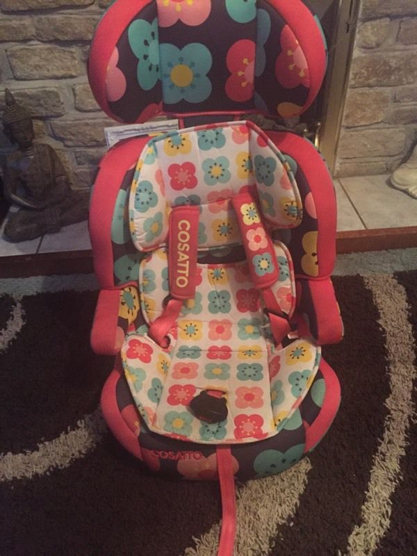 "Cosatto car seat ""SSTC"""