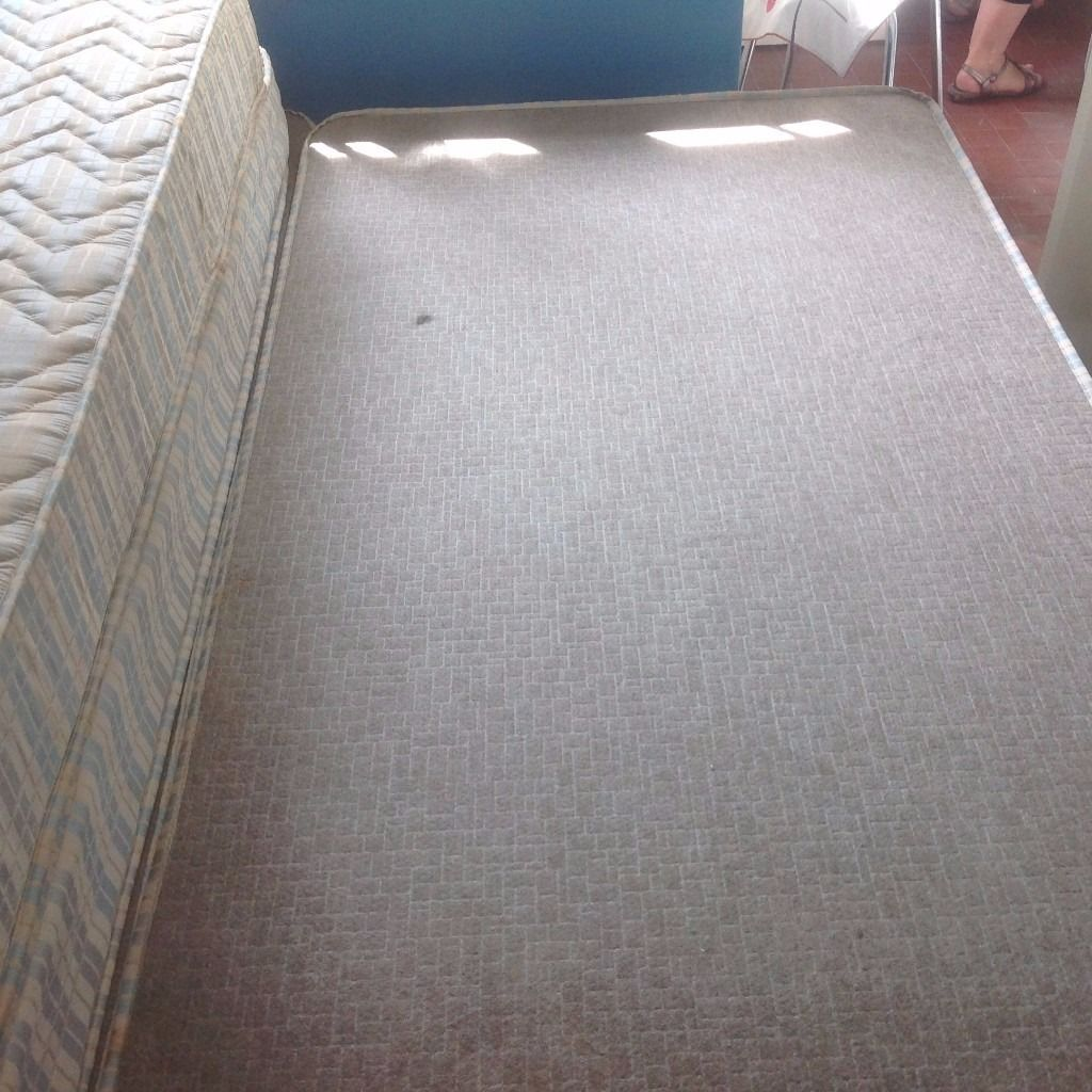 Make an offer! 3ft single bed with pull out truckle bed with legs and mattress