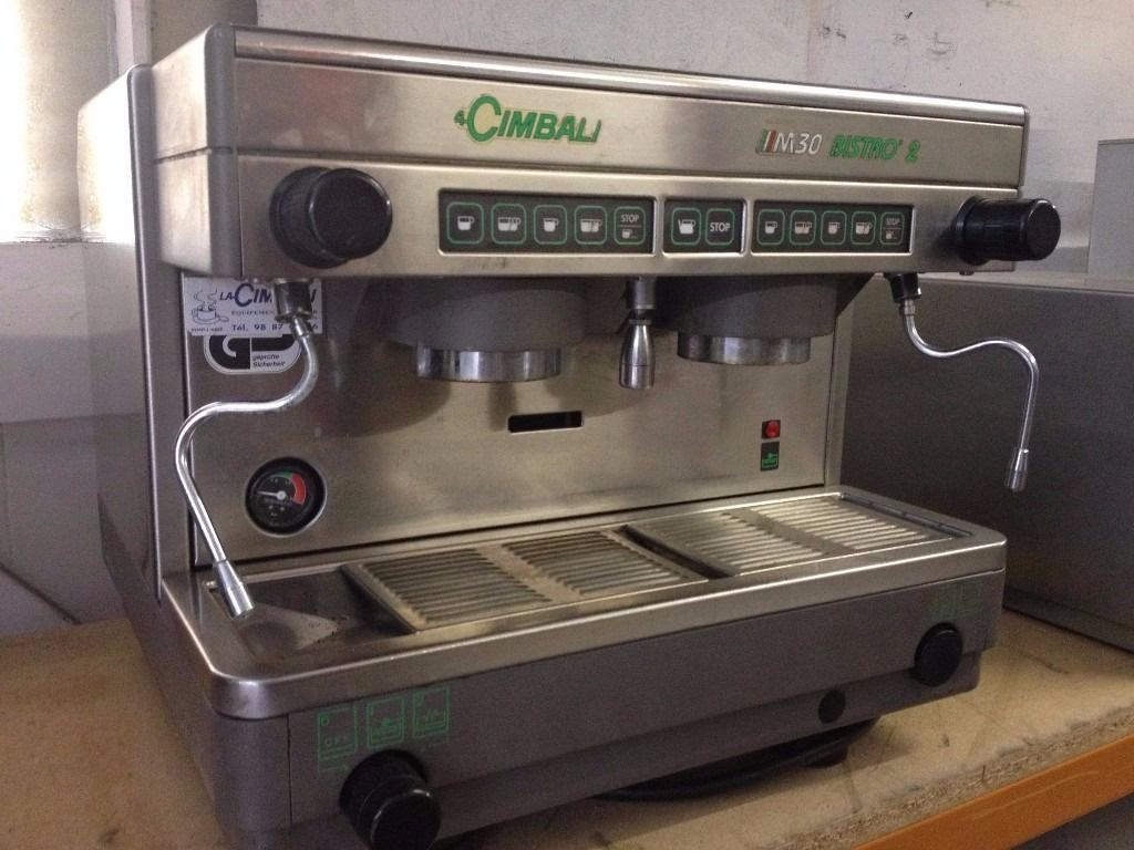 Coffee Machine CIMBALI (used)
