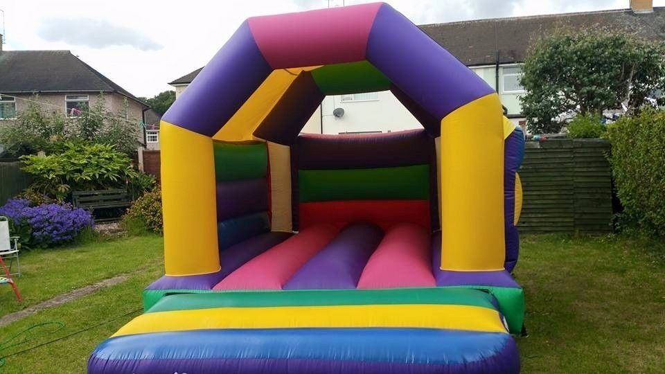 Bouncy Castle Hire Nottingham