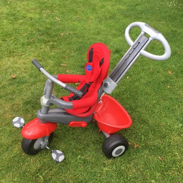 SmarTrike 3 in 1 Tricycle Red