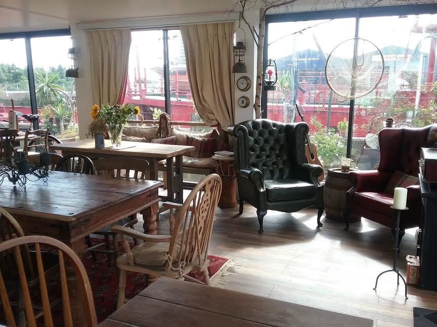 Exceptional Cafe Cook required for busy riverside Cafe in East London
